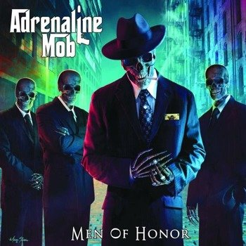 ADRENALINE MOB: MEN OF HONOR (CD)