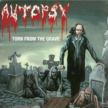 AUTOPSY: TORN FROM THE GRAVE (CD)