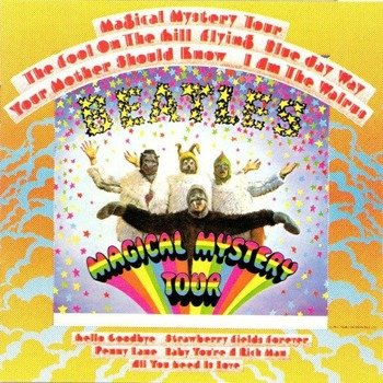 BEATLES, THE: MAGICAL MYSTERY TOUR (2CD)