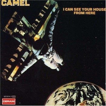 CAMEL: I CAN SEE YOUR HOUSE FROM HERE (CD)