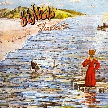 GENESIS: FOXTROT (CD)