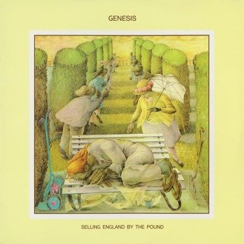 GENESIS: SELLING ENGLAND BY THE POUND (CD)