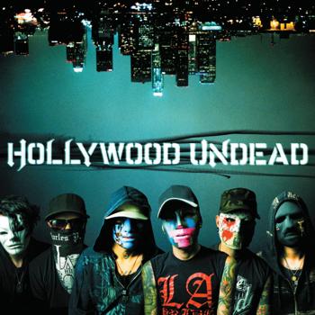 HOLLYWOOD UNDEAD: SWAN SONGS (CD)