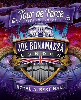 JOE BONAMASSA: TOUR DE FORCE - LIVE IN LONDON - ROYAL ALBERT HALL 4/4 (DVD)
