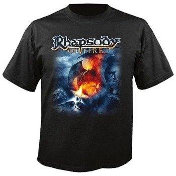 Koszulka RHAPSODY OF FIRE - THE FROZEN TEARS OF ANGELS