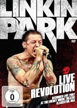 LINKIN PARK: LIVE REVOLUTION (DVD)