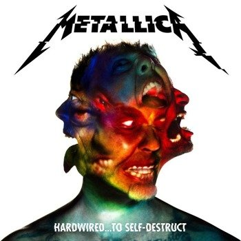 METALLICA: HARDWIRED: TO SELF-DESTRUCT (2LP VINYL)