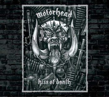 MOTORHEAD: KISS OF DEATH (CD)