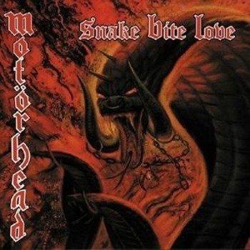 MOTORHEAD: SNAKE BITE LOVE (LP VINYL)