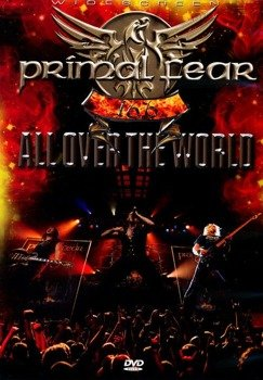 PRIMAL FEAR: ALL OVER THE WORLD (DVD)