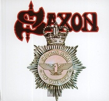 SAXON: STRONG ARM OF THE LAW (CD)