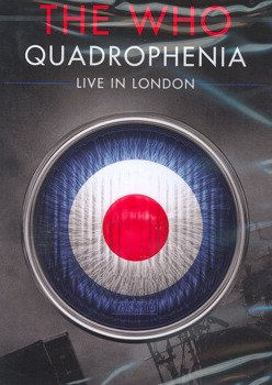THE WHO: QUADROPHENIA - LIVE IN LONDON (BLU-RAY)