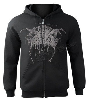 bluza DARKTHRONE - TRUE NORVEGIAN BLACK METAL, rozpinana z kapturem