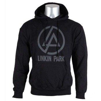 bluza LINKIN PARK - LOGO, z kapturem