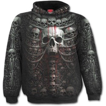 bluza z kapturem DEATH RIBS