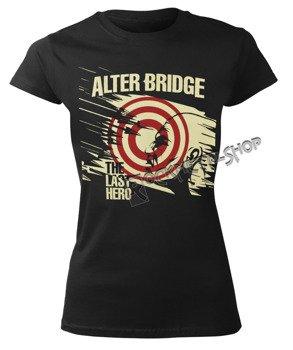bluzka damska ALTER BRIDGE - THE LAST HERO