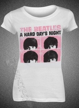 bluzka damska THE BEATLES - HARD DAYS NIGHT