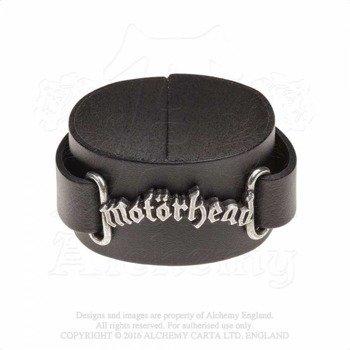bransoleta/pieszczocha MOTORHEAD - LOGO