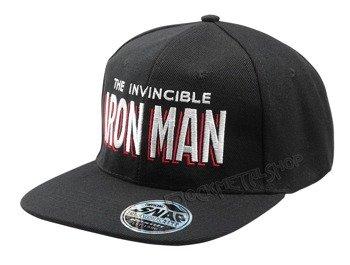 czapka IRON MAN