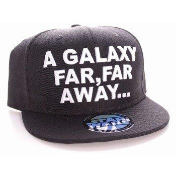 czapka STAR WARS - A GALAXY FAR, FAR AWAY ..
