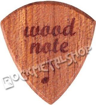 drewniana kostka do gitary WOODNOTE Tinyshield - JATOBE
