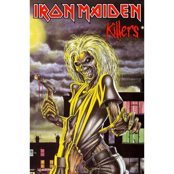flaga IRON MAIDEN - KILLERS