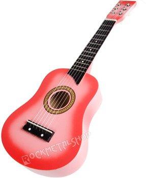 gitara 1/2 dla dzieci PINK