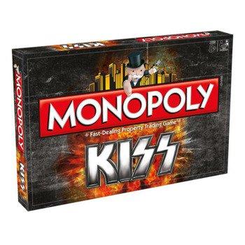gra planszowa KISS - ROCK BAND  MONOPOLY