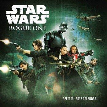kalendarz STAR WARS 2017, ROGUE ONE