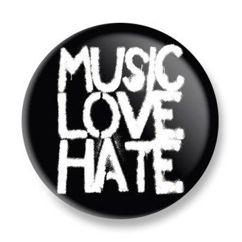 kapsel BLACK ICON - MUSIC, LOVE, HATE (KICON103)