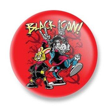 kapsel BLACK ICON - NU PAGADI (KICON121 RED)