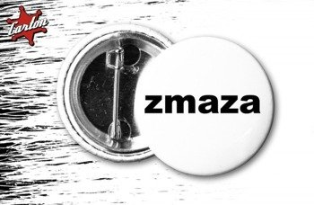kapsel ZMAZA - TO NIE MY biały