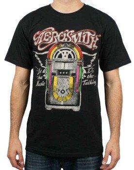 koszulka AEROSMITH - LET THE MUSIC