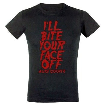 koszulka ALICE COOPER - I BITE YOUR FACE OFF