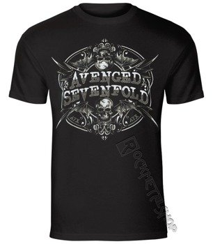 koszulka AVENGED SEVENFOLD - REFLECTIONS