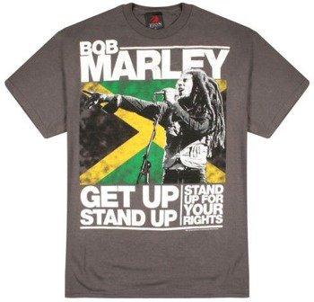 koszulka BOB MARLEY -  GET UP STAND UP