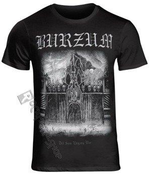 koszulka BURZUM - DET SOM ENGANG VAR 2013