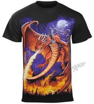 koszulka DRAGON FIRE