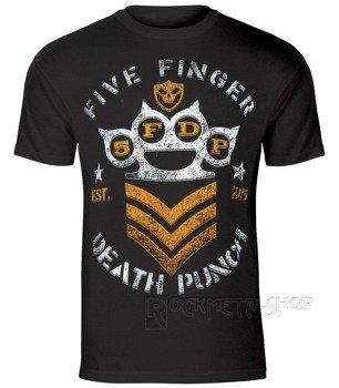 koszulka FIVE FINGER DEATH PUNCH - CHEVRON