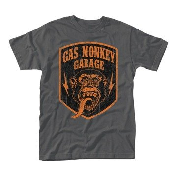 koszulka GAS MONKEY GARAGE - SHIELD