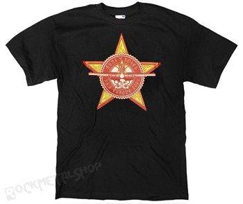 koszulka GUNS N' ROSES - GLOBE STAR