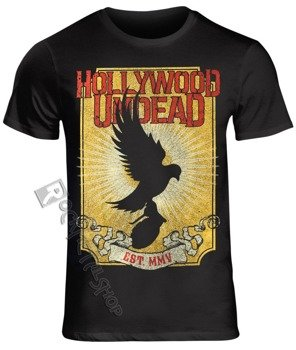 koszulka HOLLYWOOD UNDEAD - GOLDEN DOVE