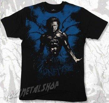 koszulka IRON FIST - BLUE STEEL (BLACK)
