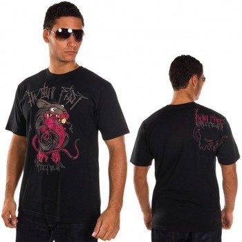 koszulka  IRON FIST - STREET SCUM (BLACK)