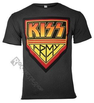 koszulka KISS - KISS ARMY CHARCOAL