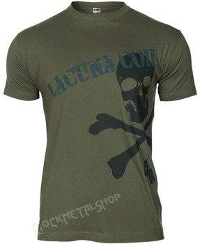 koszulka LACUNA COIL - KARMA ARMY KHAKI SHIRT