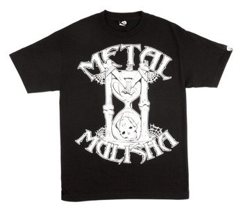 koszulka METAL MULISHA - HOUR GLASS czarna