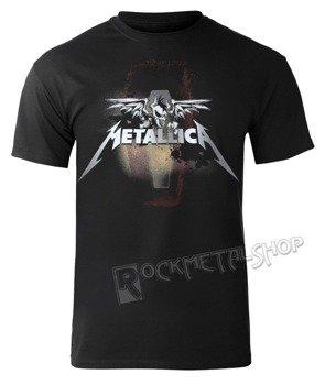 koszulka METALLICA - SEEK WINGS COFFIN