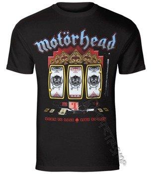 koszulka MOTORHEAD - SLOTS