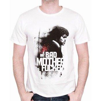 koszulka PULP FICTION - STREET BAD MF biała